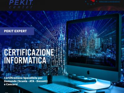 Certificazione Informatica Pekit