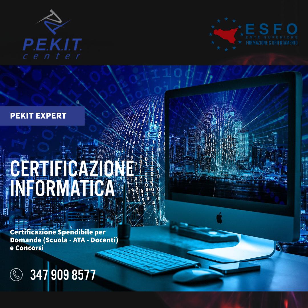 Lorenzo Prestimonaco Pekit Informatica
